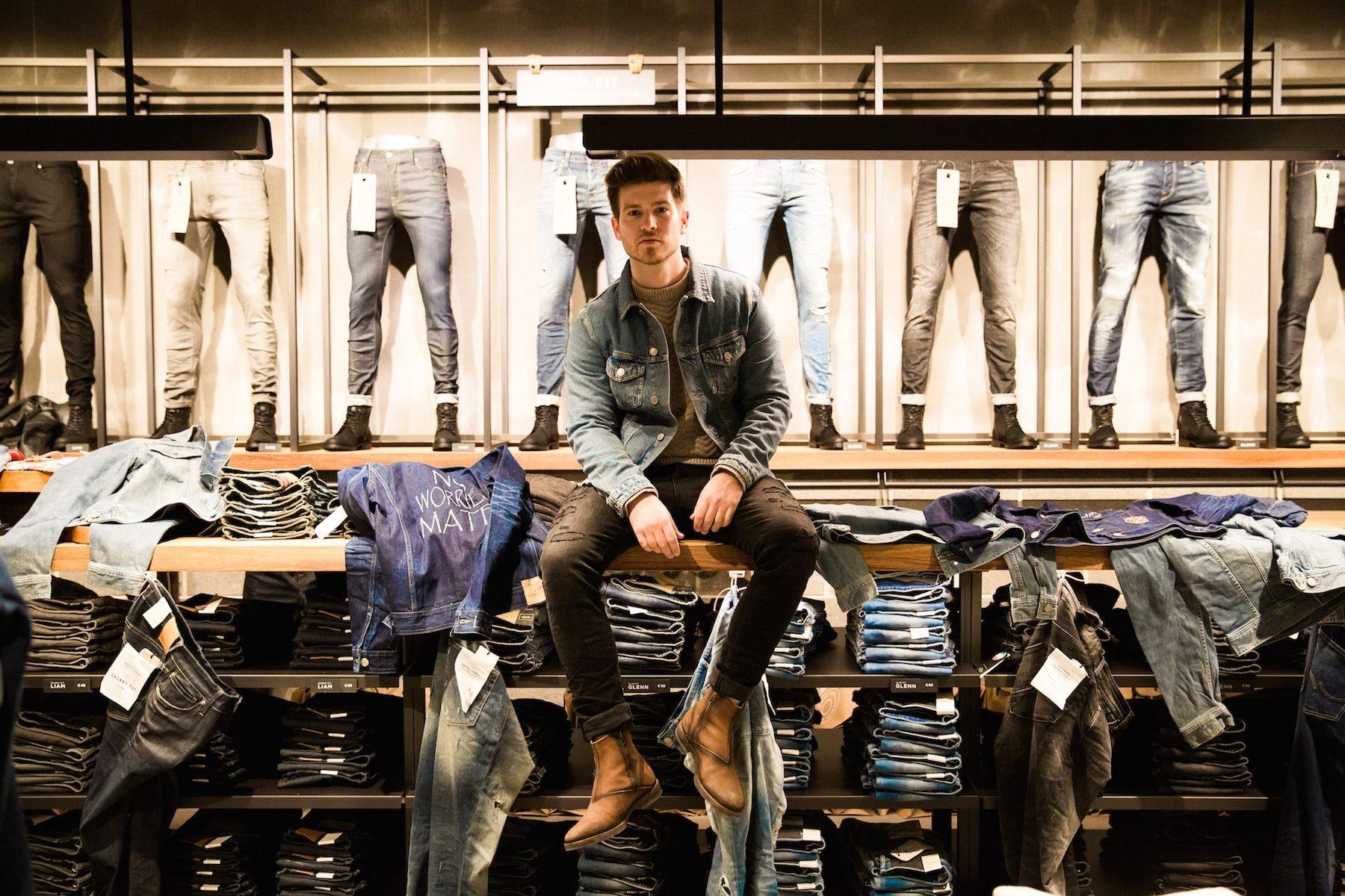 Die 3 goldene Tipps beim Einkaufen von Herren Jeans