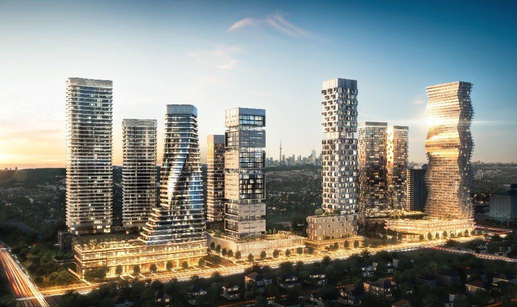 Wohnen und Arbeiten in Hochhäuser - welche sind die Vorteile