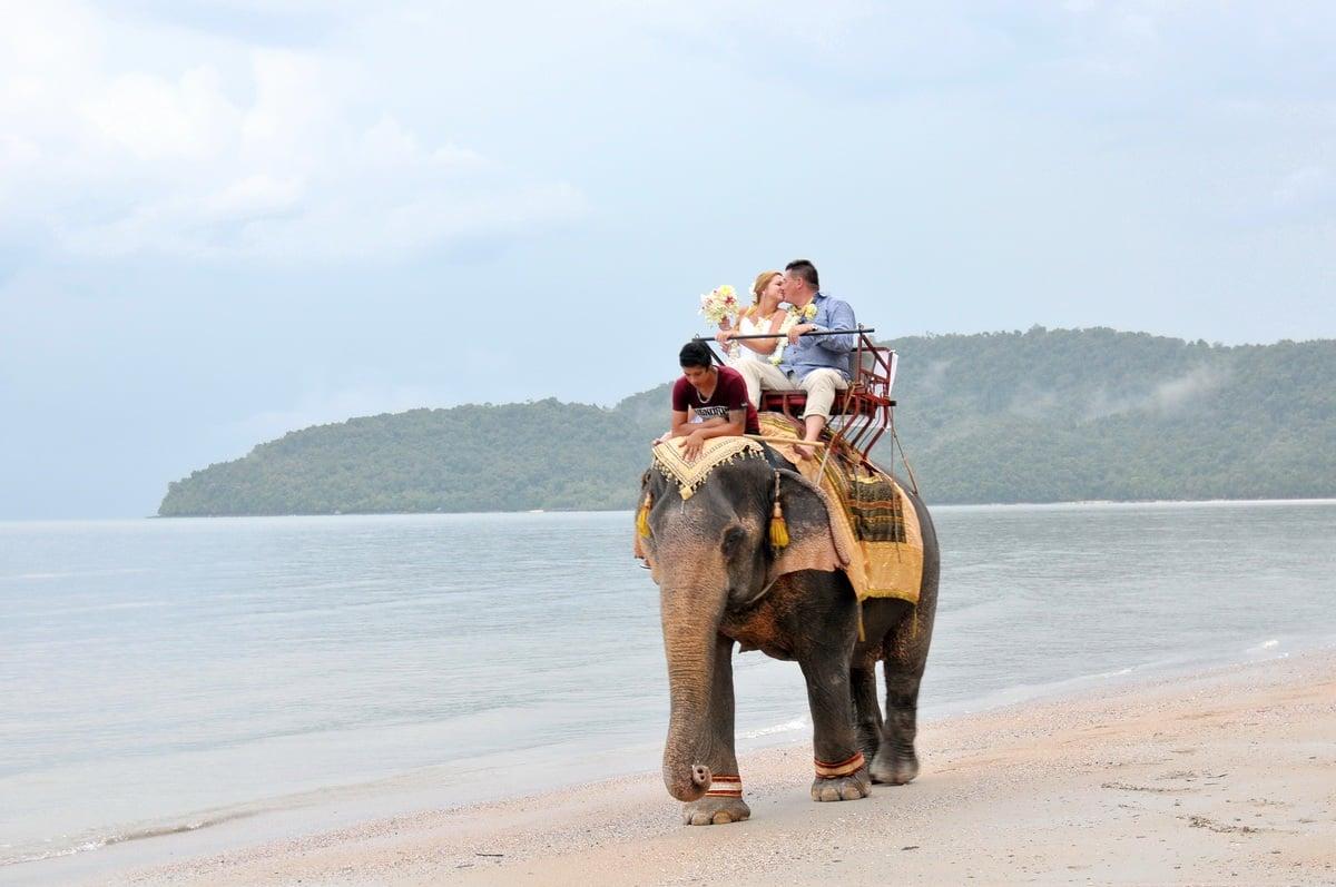 Das Paradies für Indien-Besucher