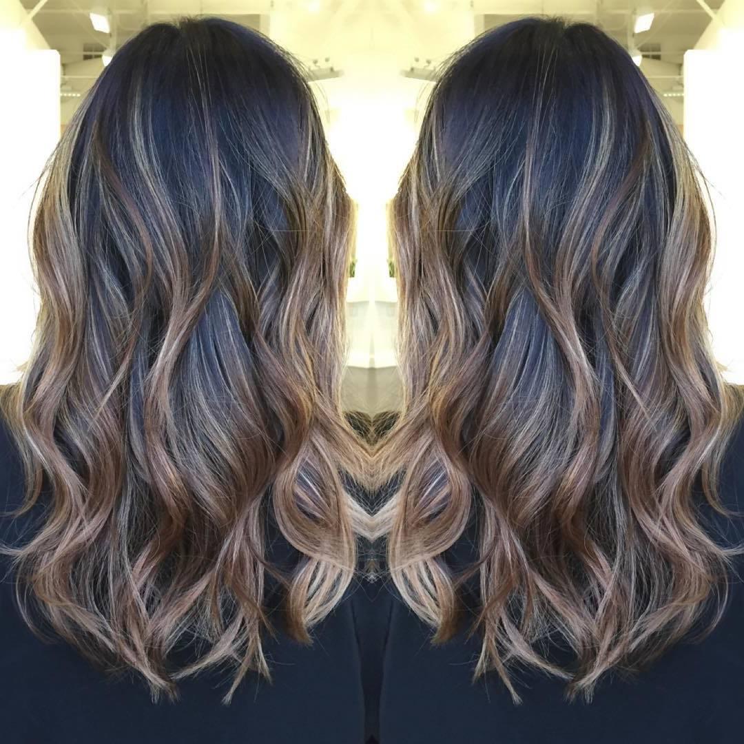 Braune Haare Mit Blond 40 Blonde Und Dunkel Braune Haar Farbe Ideen