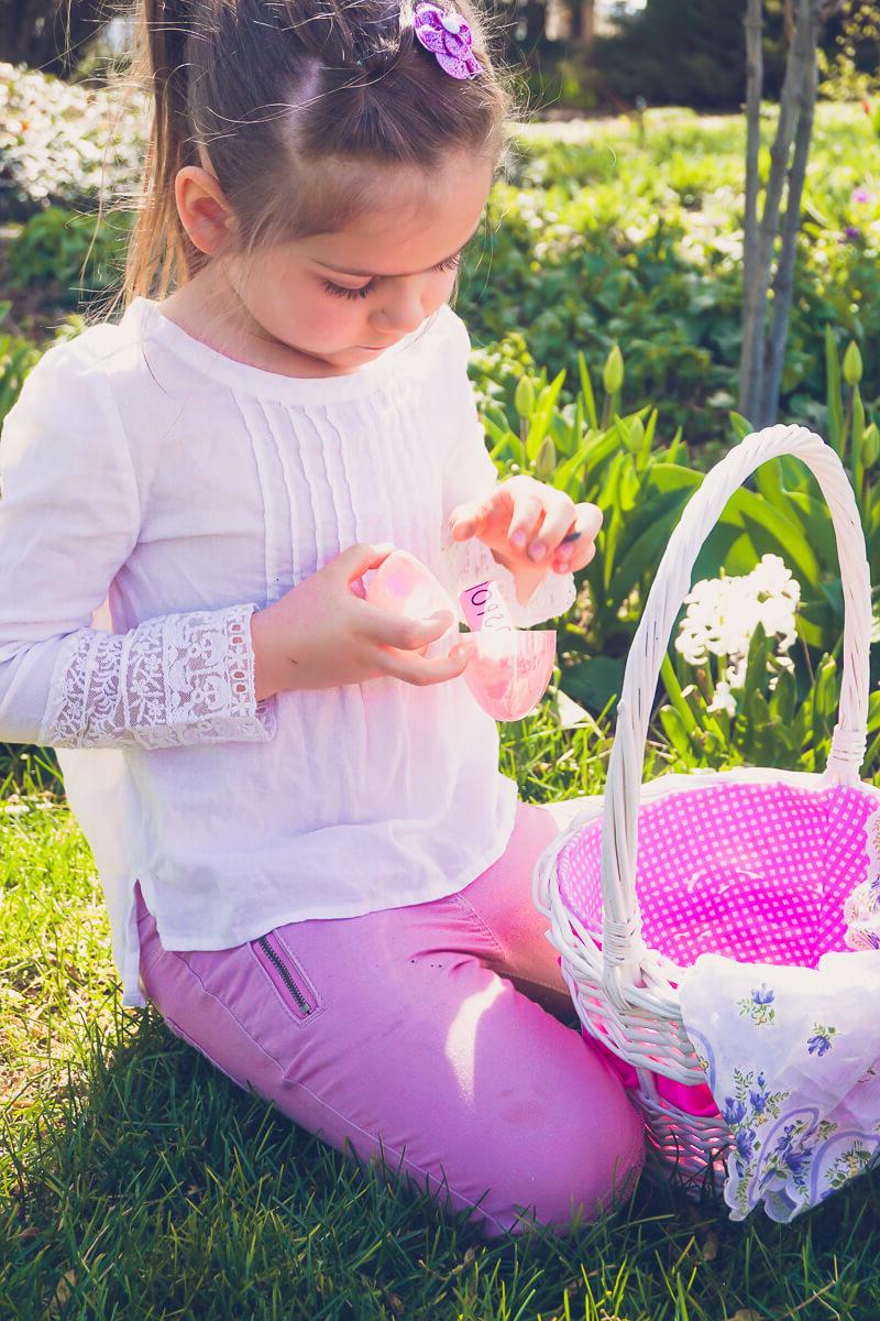 Finden Sie hier tolle Ideen für die Ostereiersuche für Kinder