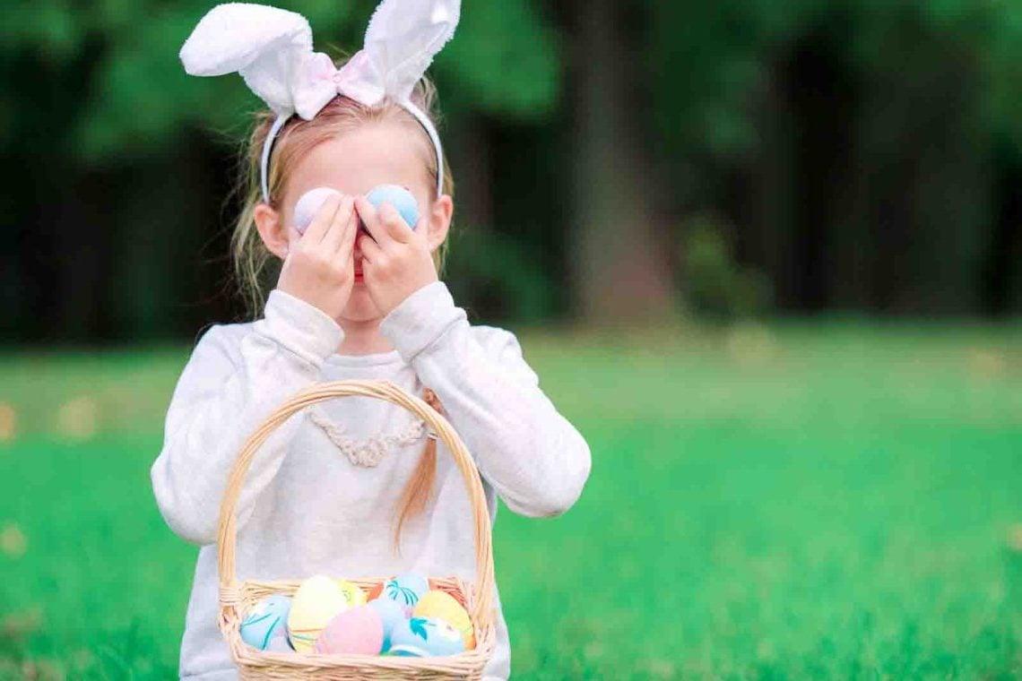 Ideen für eine unvergessliche Ostereiersuche für die Kinder am Ostermontag