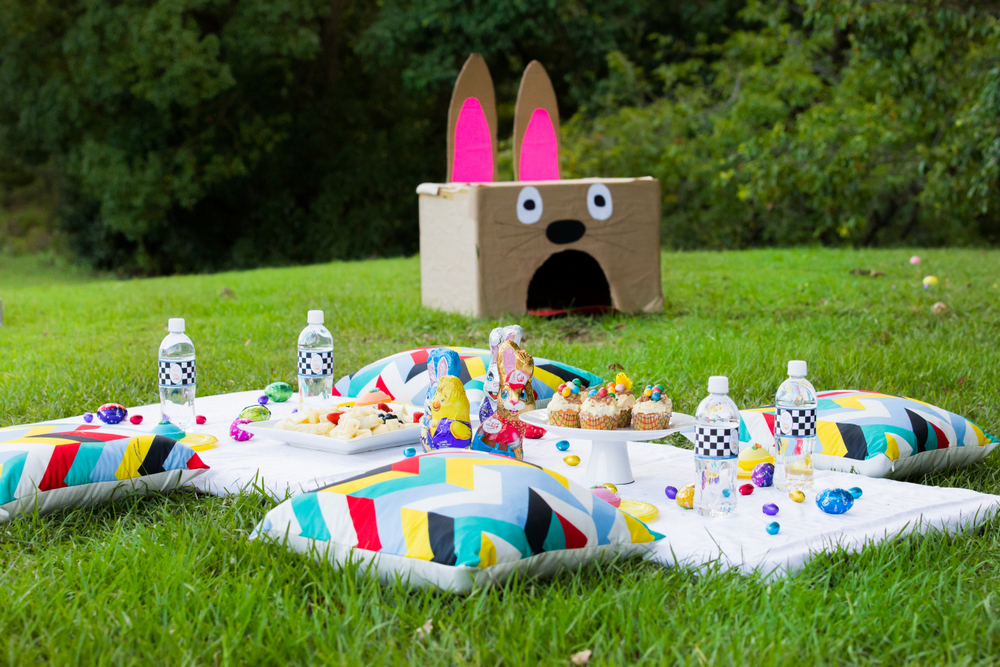 """Der Klassiker unter den Ostern-Spielen heißt """"Eierdieb"""""""