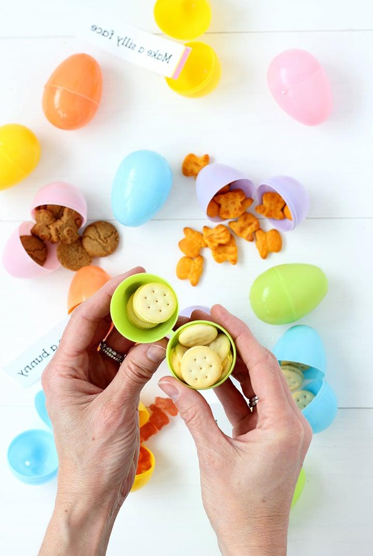 Tipps rund um die Ostereiersuche: Echte oder Kunsteier bei der Ostereiersuche zu nutzen