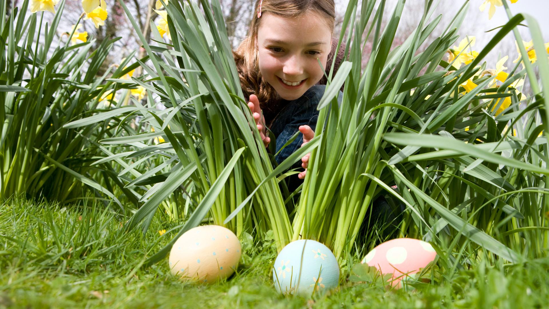 Ein Ostermontag, der die Kinder niemals vergessen werden