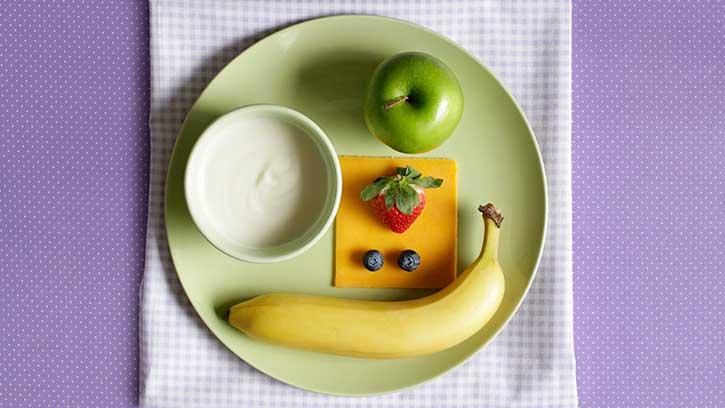 Osterrezepte für Frühstück: die notwendigen Zutaten