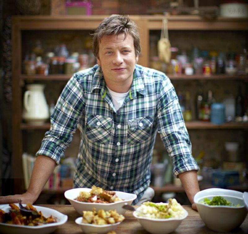 Jamie Oliver 15 Minuten Rezepte gesund und leicht gemacht