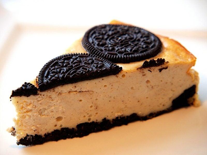 Oreo cheesecake zubereiten Rezept