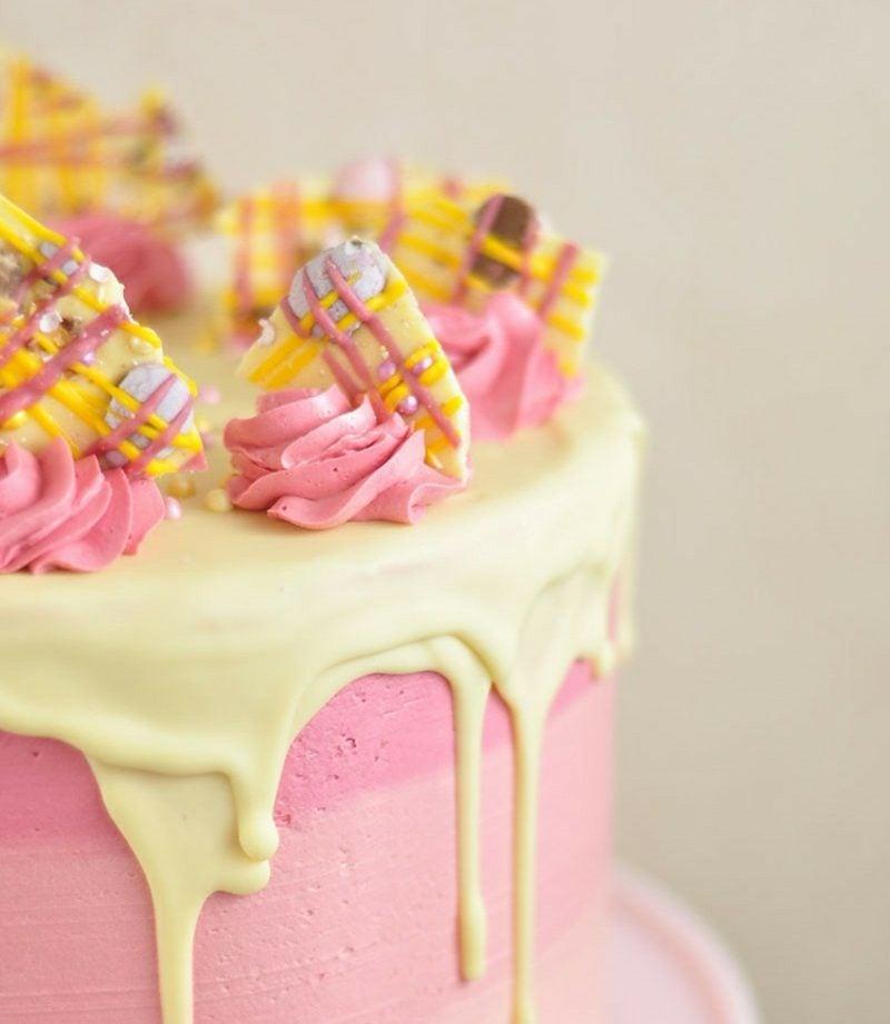 Torten dekorieren hilfreiche Tipps