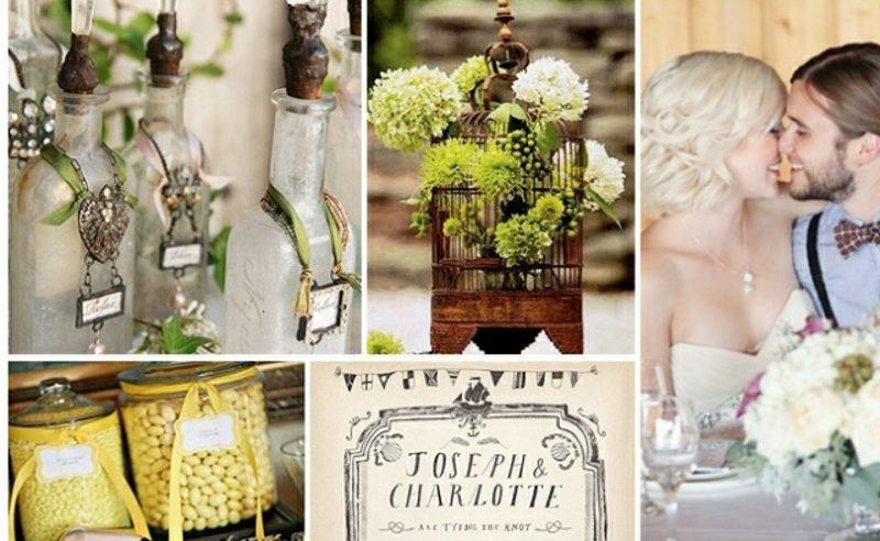 Vintage Hochzeit organisieren hilfreiche Tipps