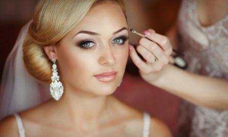Braut Make up atemberaubende Ideen