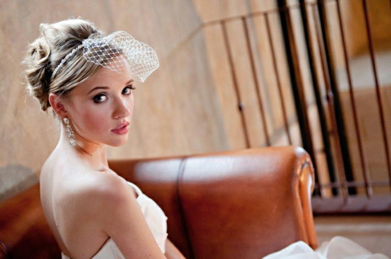 Braut Make up faszinierende Ideen