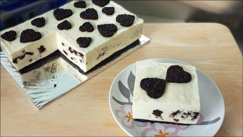 Oreo Cheesecake schnelles Rezept