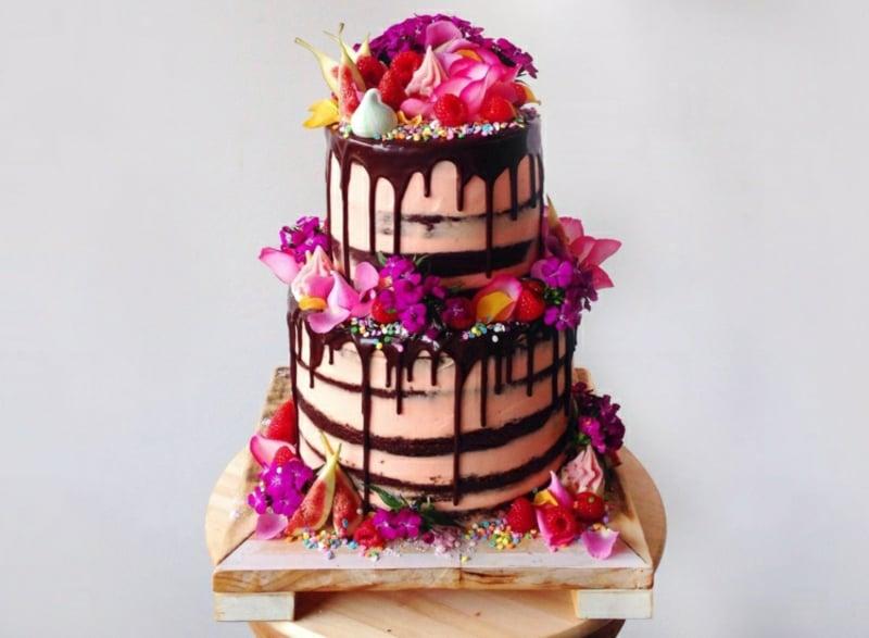 Torten dekorieren wie geht es