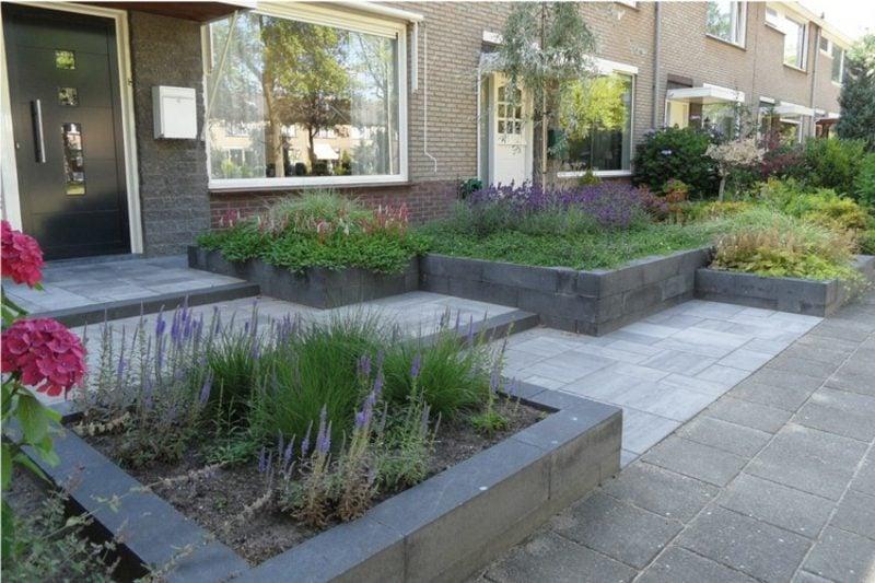Vorgarten gestalten moderne ideen und hilfreiche tipps for Vorgarten inspirationen