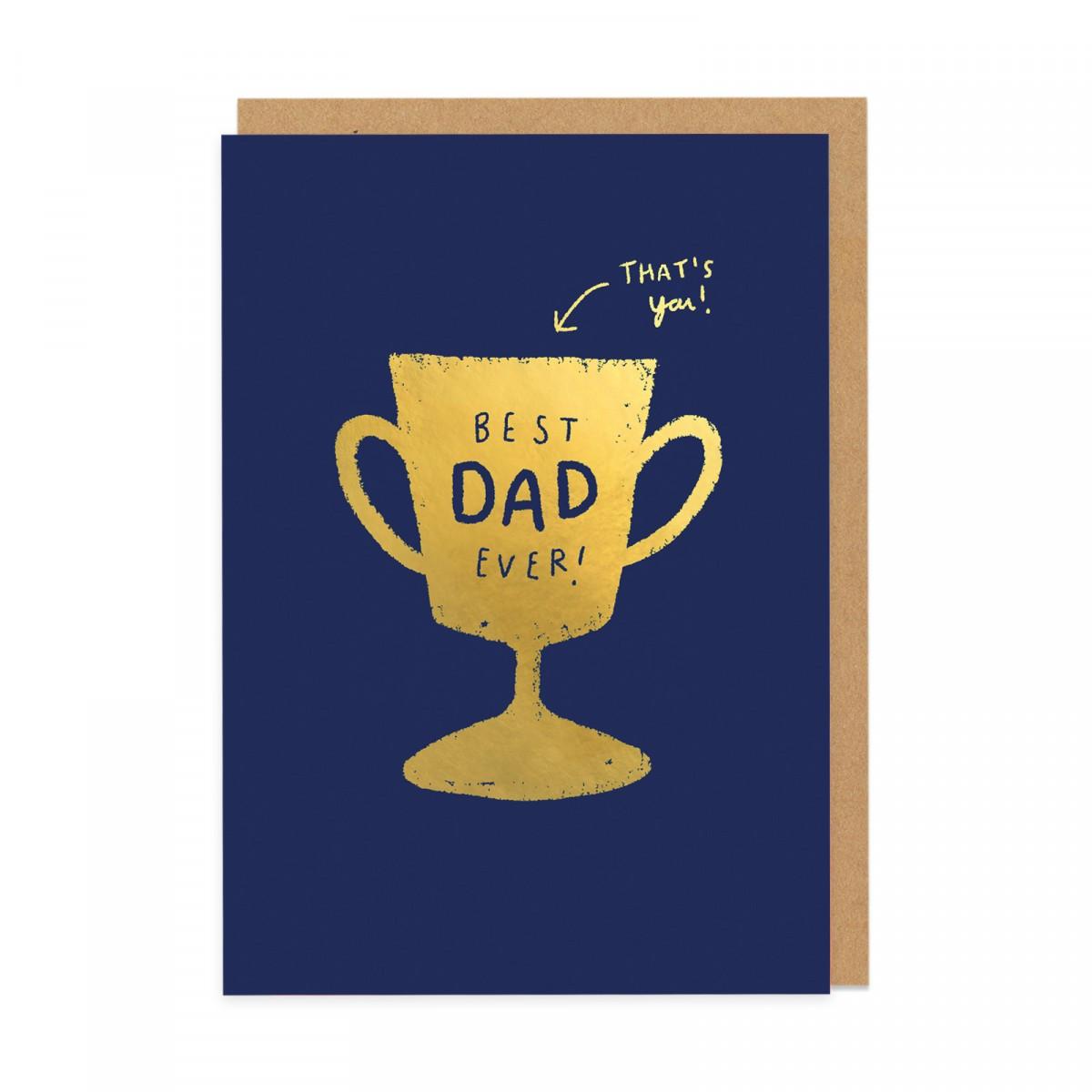 Finden Sie Sprüche für Papa und basteln Sie eine Vatertag-Karte