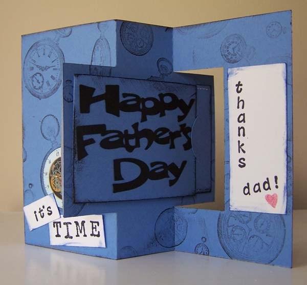Wünschen Sie Ihrem Vater alles Gute zum Vatertag mit unseren DIY Anleitungen für Vatertag-Karten