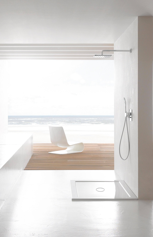Die bodengleiche Dusche – das neue Baddesign- Technik und pure Ästhetik im Einklang