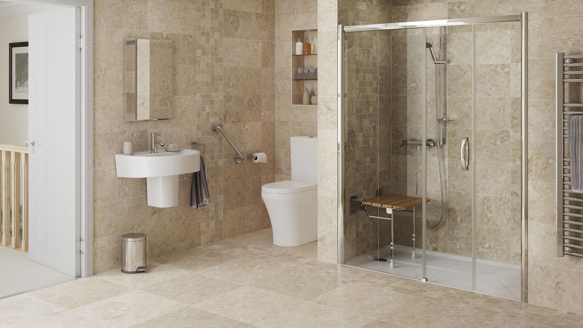 badezimmertrends 2018 die badewanne war gestern hoch. Black Bedroom Furniture Sets. Home Design Ideas