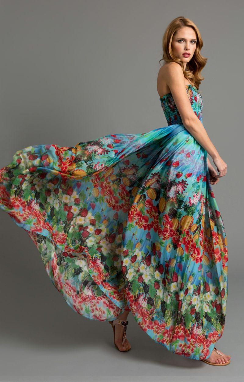 schöne Maxikleider Modetipps und Trends