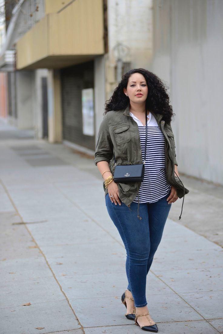 Modetrends 2018: Setzen Sie auf Streifen