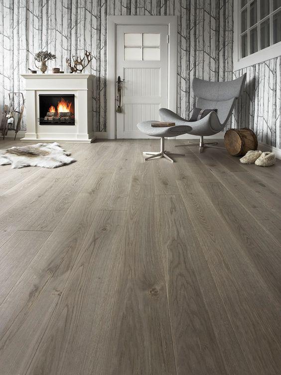 Ein Holzboden - so viele Vorteile