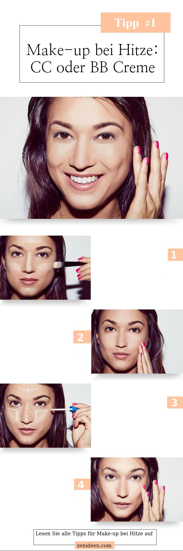 Make-up Tipp №1: Für einen schönen Glow brauchen Sie die richtige Basis