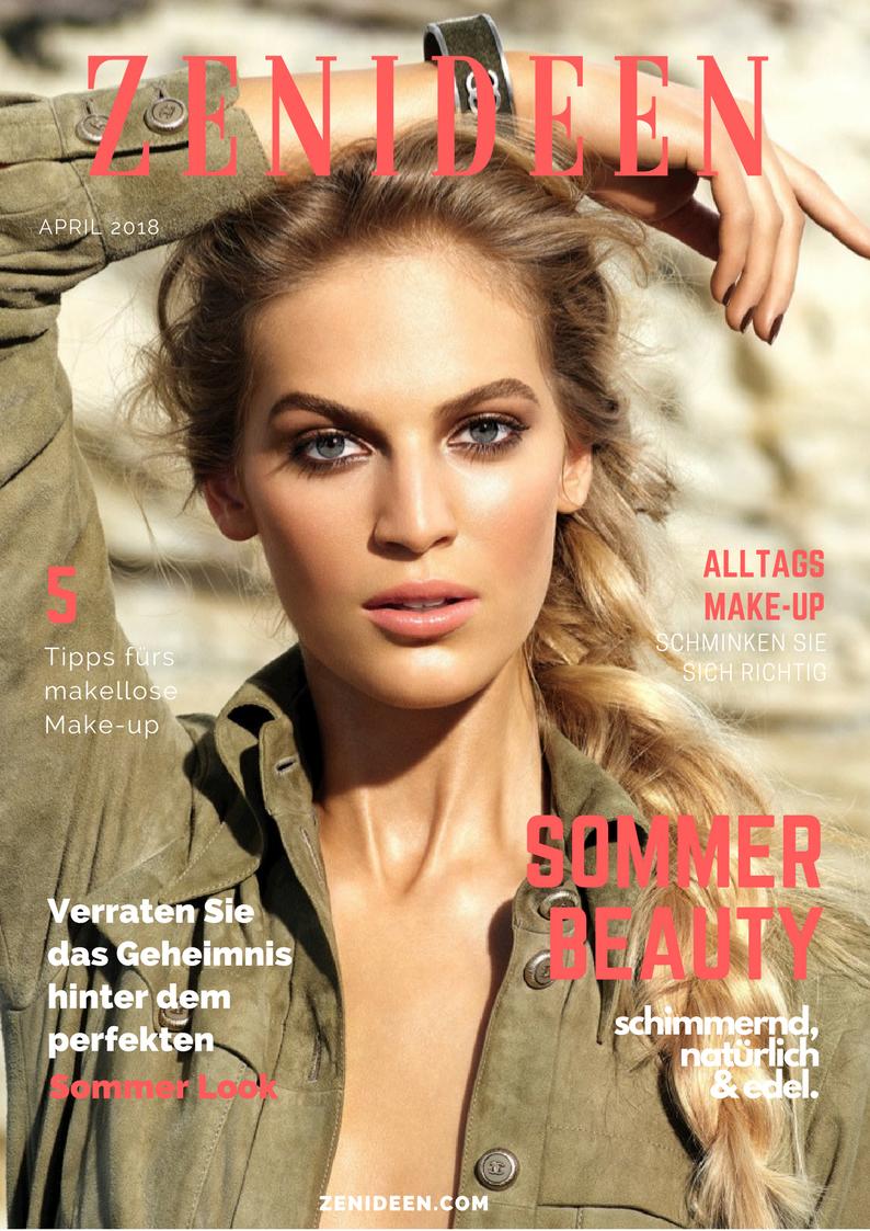 Sommer Beauty Trends: Schminktipps für eine wirkungsvolle Ausstrahlung bei Hitze