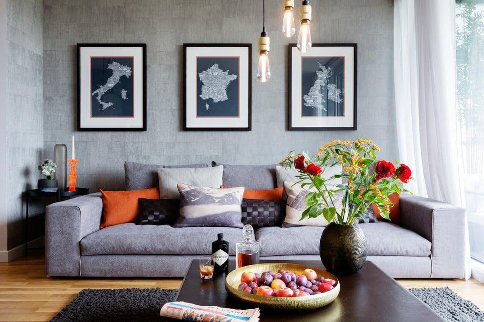 Sofa kaufen: von der Antike bis zu den Trendmodellen