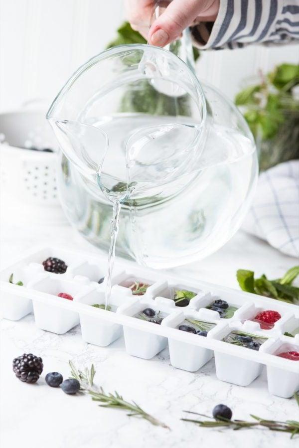 Sommer Rezepte - Fruchteis selber machen