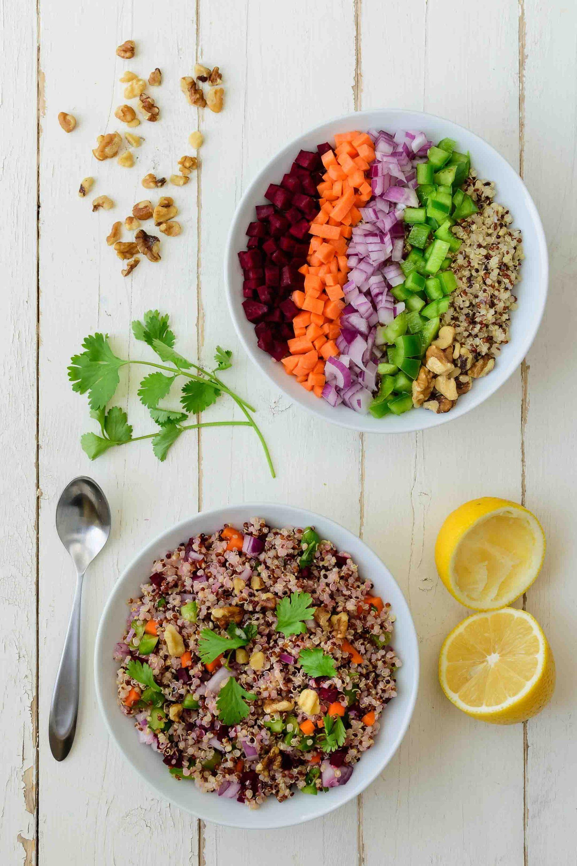 Sommer Rezepte mit Quinoa Low Carb Rezepte