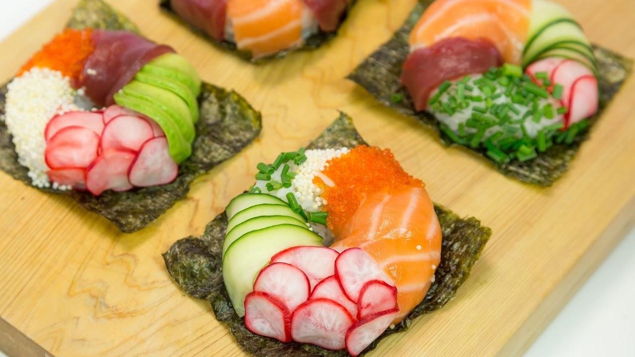 Coole Ideen für ein Sommer-Menü: Sushi selber machen