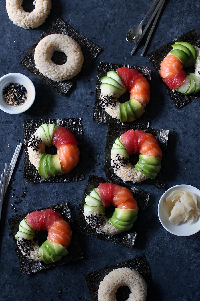 Sushi-Donut selber machen - Lesen Sie unsere ausführliche Anleitung und lernen Sie wie