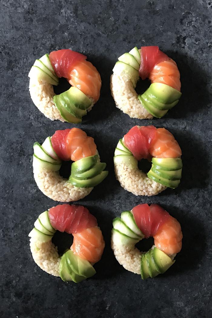 Wie bereiten Sie neue Sushi Arten zu, lernen Sie hier