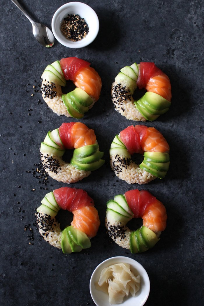 Wie bereiten Sie neue Sushi Arten zu, lernen Sie von unserem Artikel