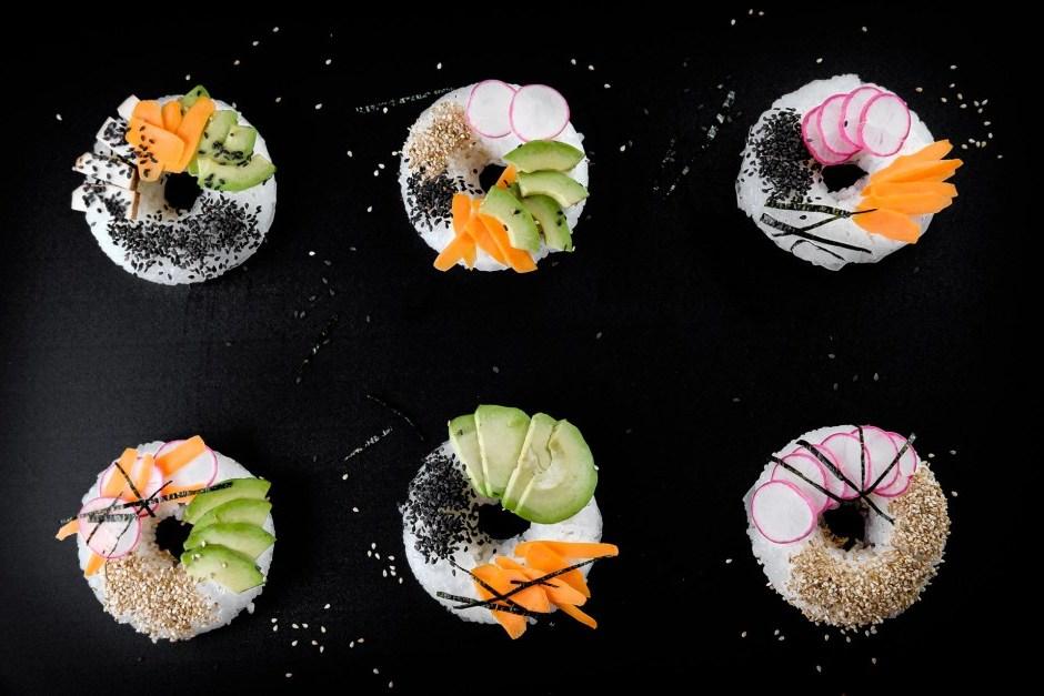 DIY Sushi-Donuts selber machen