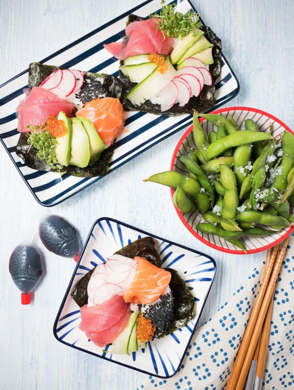 Neue Sushi Arten probieren und selber machen