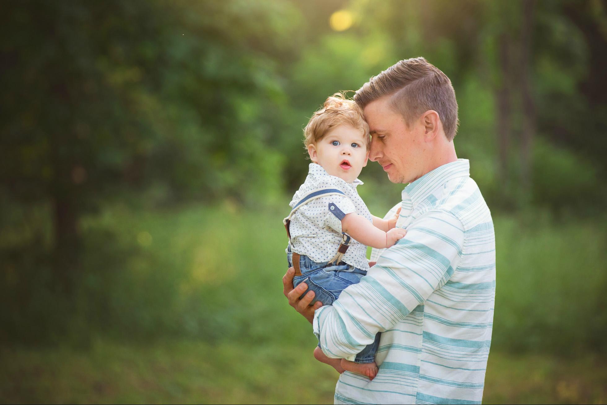 Vatertag Fotoschooting: Eine tolle Idee für Geschenk