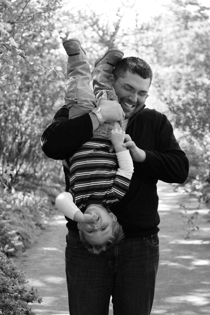 Die Vatertag Bilder sind eine coole Geschenkidee