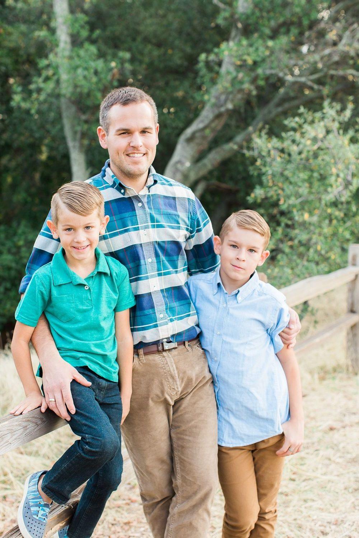 Der Ausfug ist die perfekte Möglichkeit für schöne Vatertag Bilder zu machen