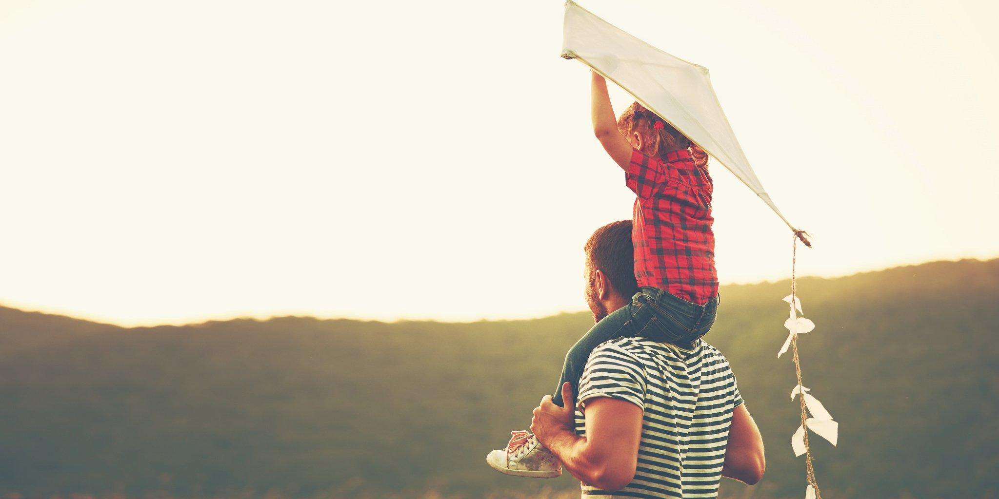 Vatertag Bilder: Wo ist die beste Ort fürs Fotoshooting?