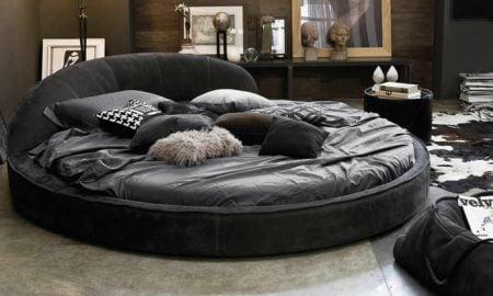 rundes Bett kaufen Vorteile