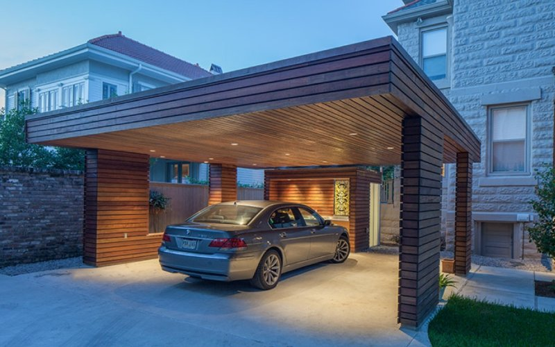 carport selber bauen hilfreiche tipps f r den bau und planung. Black Bedroom Furniture Sets. Home Design Ideas