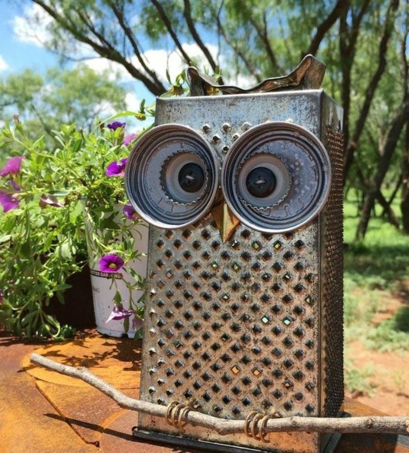 Gartendeko selbst basteln  Ausgefallene Gartendeko selber machen: tolle Upcycling-Ideen