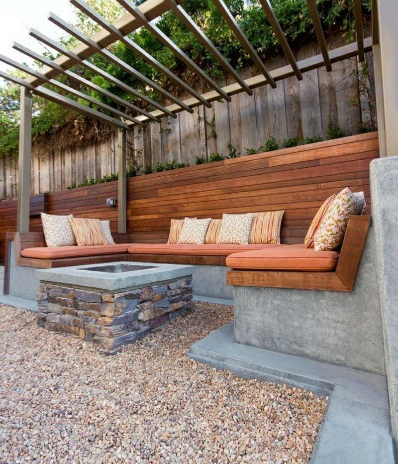 Gartenideen Für Wenig Geld Sitzkissen Und Textilien