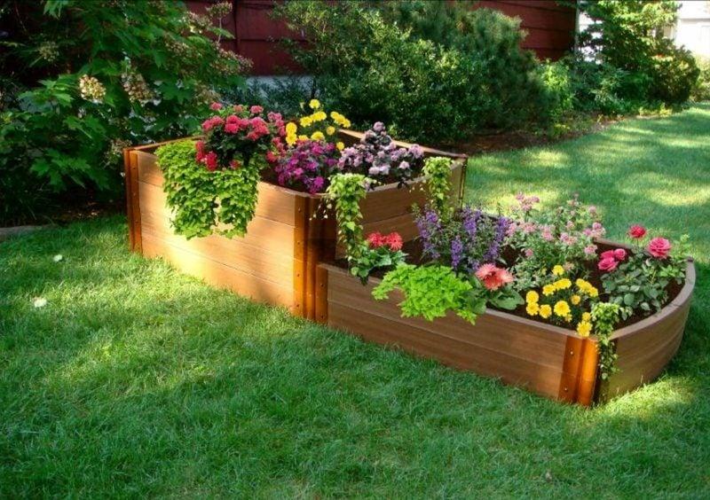 Gartenideen Für Wenig Geld Schrank Upcycling