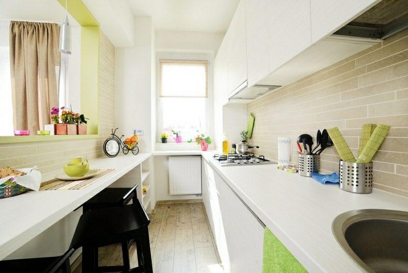 enge und kleine Küchen die besten Ideen