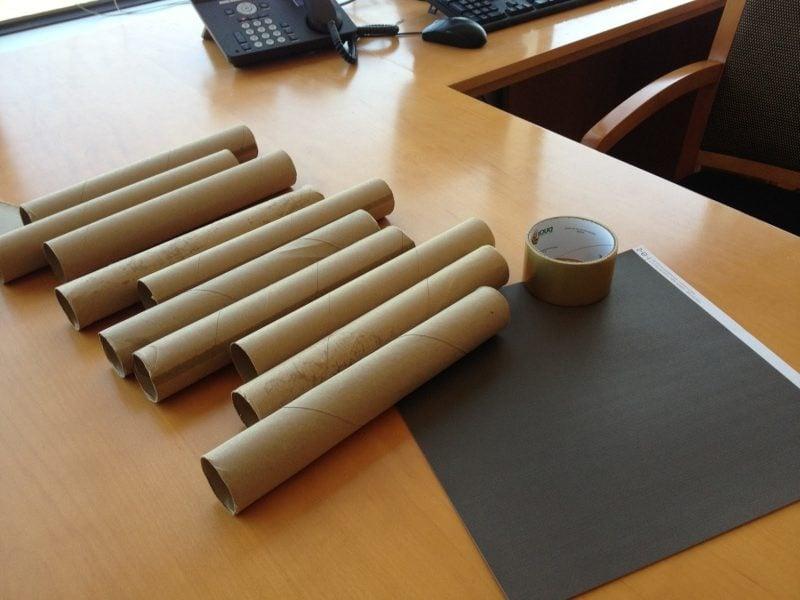 Bastelideen für Kinder: DIY Anleitung für ein Fernglas