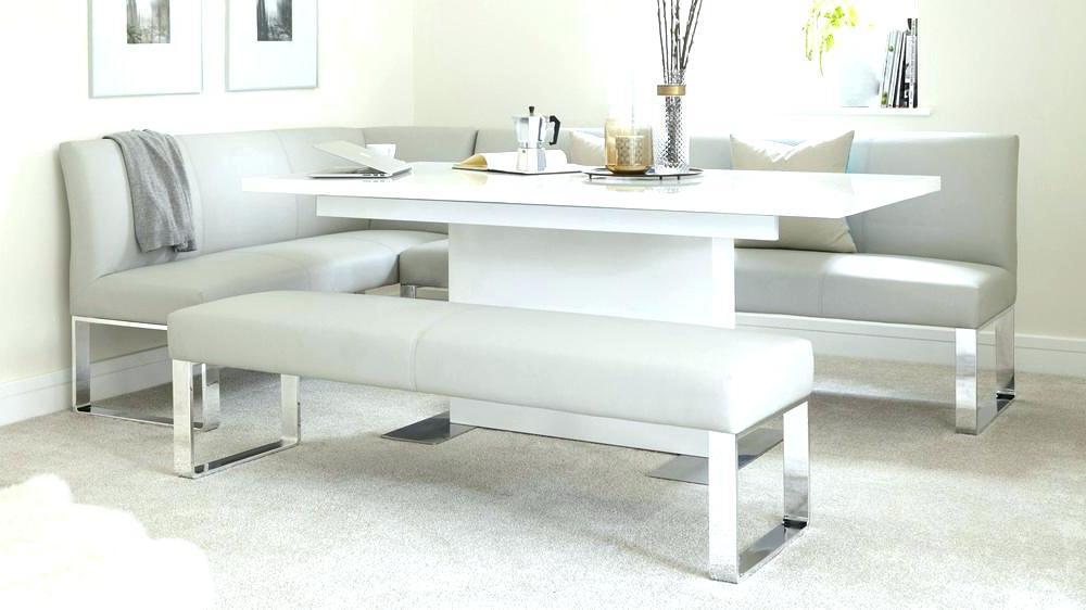 Eckbankgruppe: Eine Sitzecke, die Ihnen zum Verweilen einlädt ...