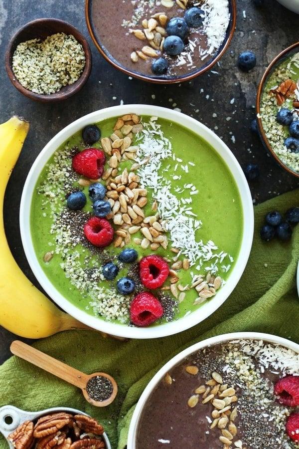 Frühstückideen gesund und lecker: Avocado Smoothie